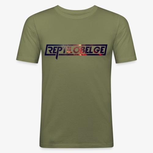 M1.2 Reptilobelge - T-shirt près du corps Homme