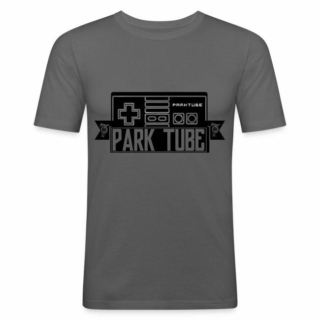 ParkTube Gaming Logo schwarz