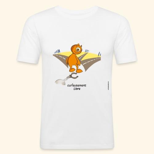 Libre - T-shirt près du corps Homme