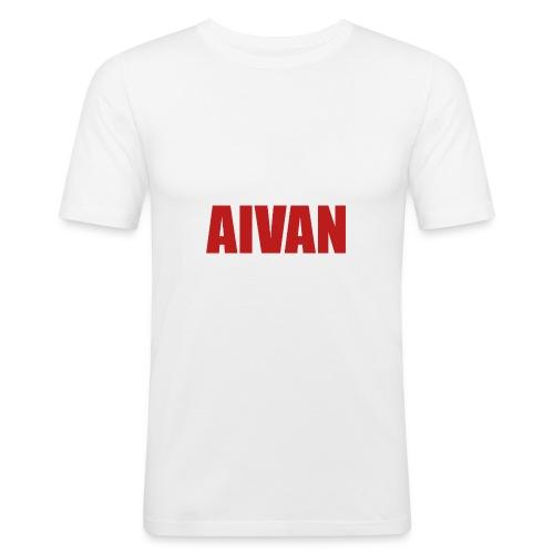 Aivan (Aivan) - Miesten tyköistuva t-paita