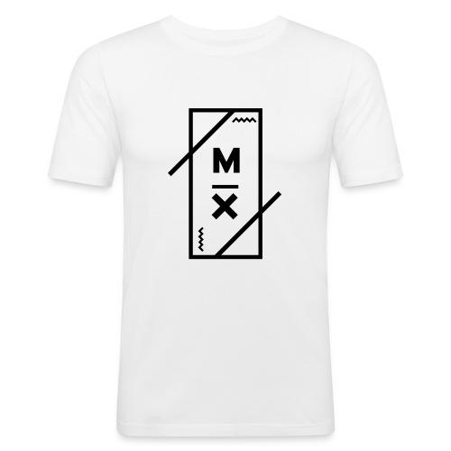 MX_9000 - Mannen slim fit T-shirt
