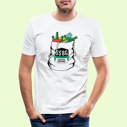 SSBG STARTER BAG - Miesten tyköistuva t-paita