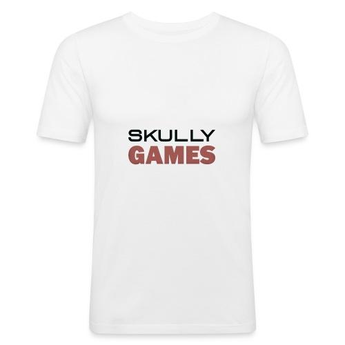 skullygames zomer editie - Mannen slim fit T-shirt
