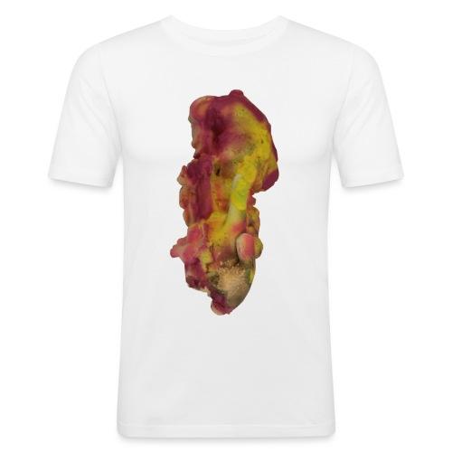 Main - T-shirt près du corps Homme
