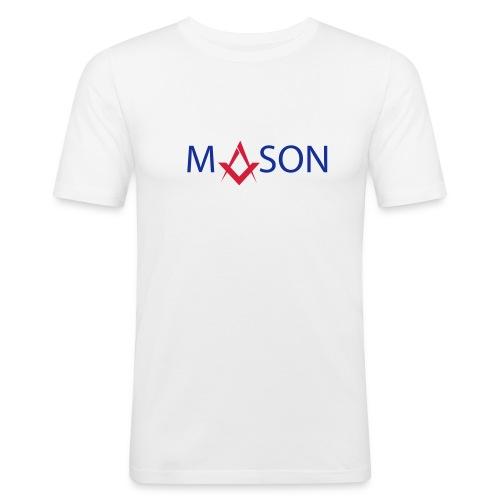 Mason Bluenight big nature - T-shirt près du corps Homme