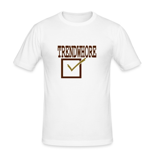 trendwhore - Men's Slim Fit T-Shirt