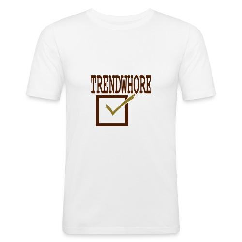 trendwhore - Men's Slim Fit T-Shirt