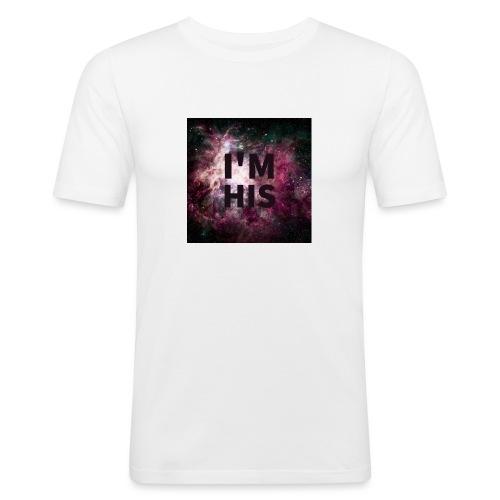 I'm His - Herre Slim Fit T-Shirt