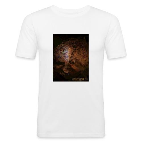 Cutting cube deluxe - Camiseta ajustada hombre