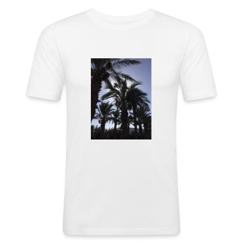 cover elastica - Maglietta aderente da uomo