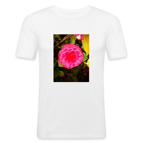 180-JPG - Maglietta aderente da uomo