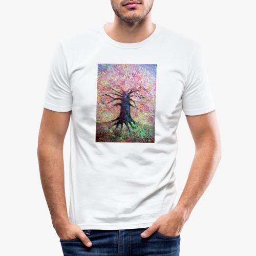 Dam Z Siebie Wszystko - Obcisła koszulka męska