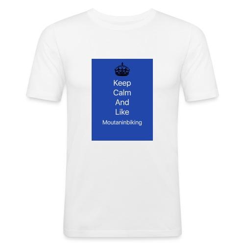 Mout - Slim Fit T-shirt herr