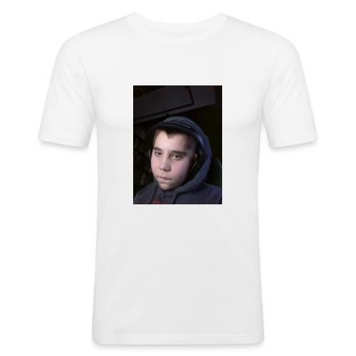 djyoutuber thisert - Mannen slim fit T-shirt