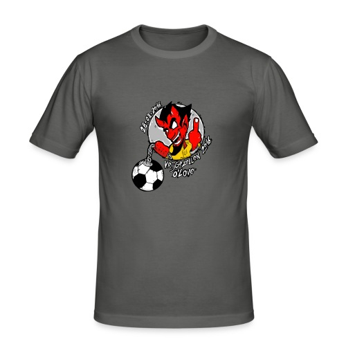 o'love - Mannen slim fit T-shirt