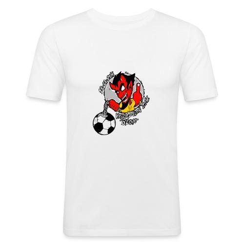 ontwerp_vrijgezellen3 - slim fit T-shirt