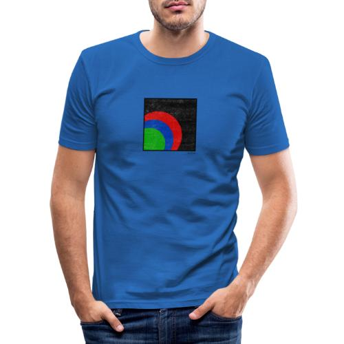 Boxed 001 - Männer Slim Fit T-Shirt