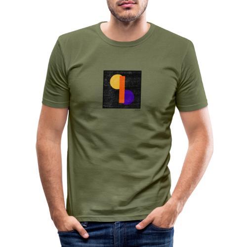 Boxed 012 - Männer Slim Fit T-Shirt