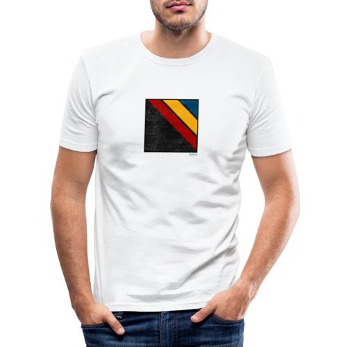 Boxed 009 - Männer Slim Fit T-Shirt