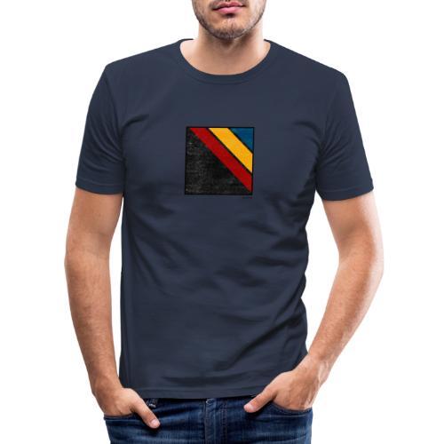 Boxed 009 - Männer Slim Fit T-Shirt