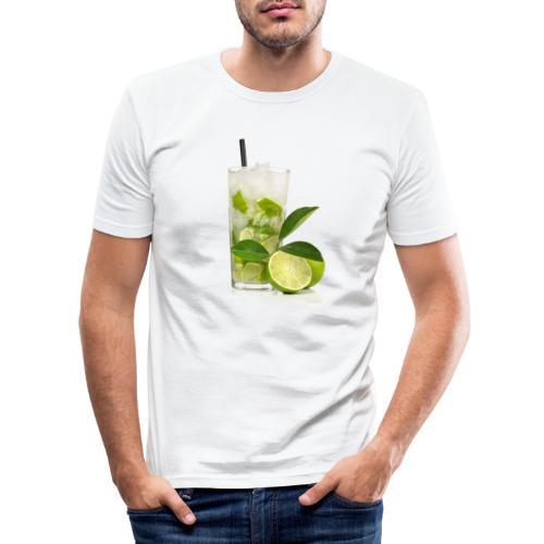 Caïpirinha - Men's Slim Fit T-Shirt
