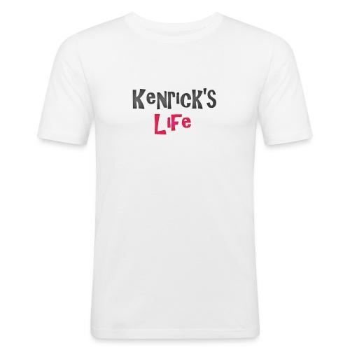 Kenricks Life Sweater - Mannen slim fit T-shirt