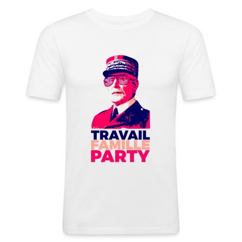 Alt-Nationalisme - T-shirt près du corps Homme