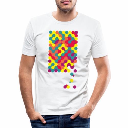 Falling ap-art - Men's Slim Fit T-Shirt