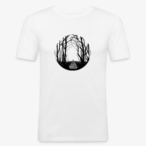 Foret - T-shirt près du corps Homme