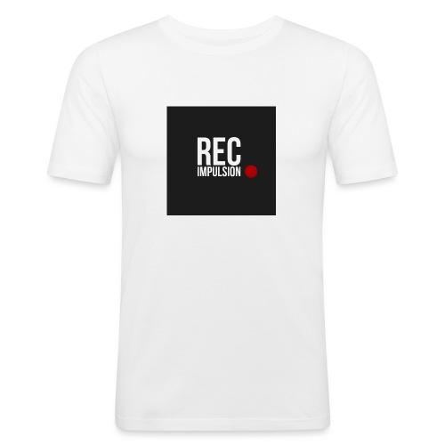 REC - T-shirt près du corps Homme