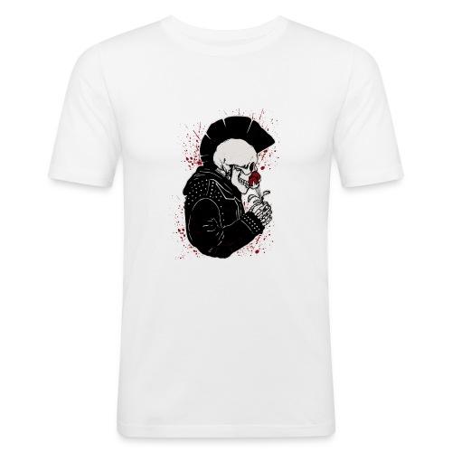 Punk in Love T-shirt - Mannen slim fit T-shirt