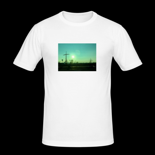 pollution - slim fit T-shirt