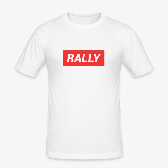 Rally classic red