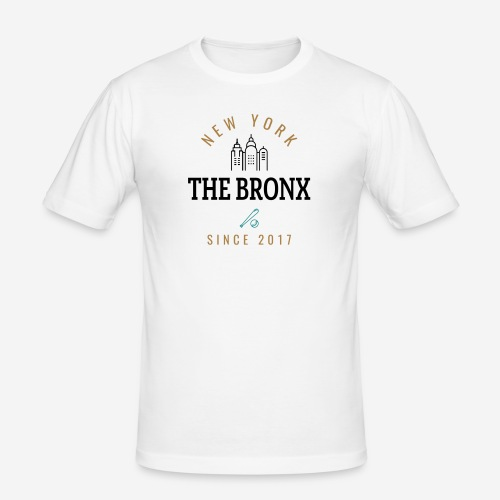 NEW YORK - THEBRONX - Maglietta aderente da uomo