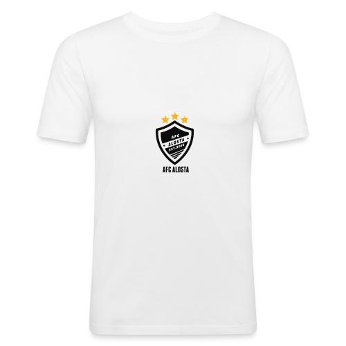 AFC Alosta Case 5/5S - Mannen slim fit T-shirt