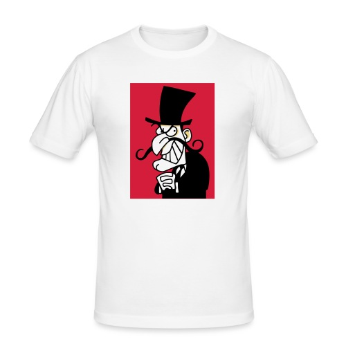 Villain - Men's Slim Fit T-Shirt