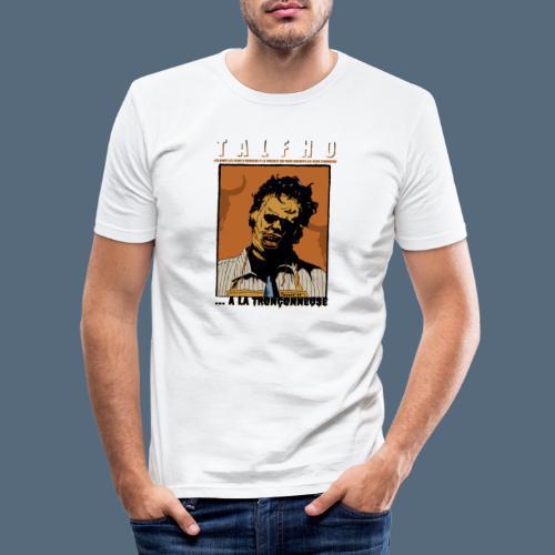 Collection Sandy.M 2021/2022 (Leatherface) - T-shirt près du corps Homme