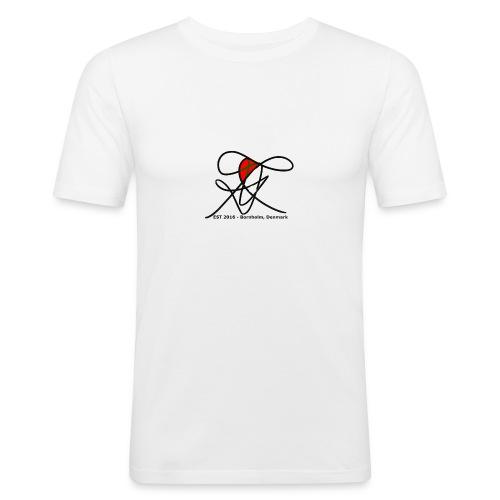 Bornholm Tee - Herre Slim Fit T-Shirt