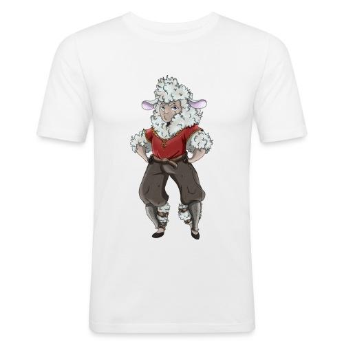 Aventurier Burlesque - T-shirt près du corps Homme