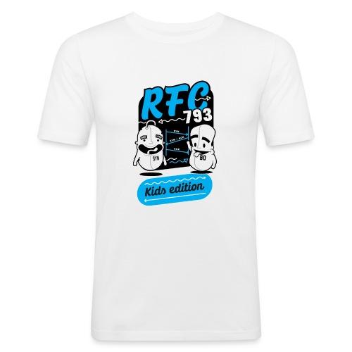 RFC 793 Kids Edition - Men's Slim Fit T-Shirt