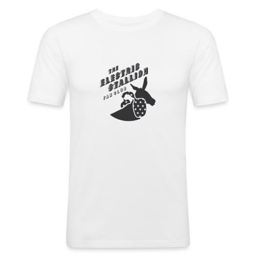 stallion badges - Men's Slim Fit T-Shirt