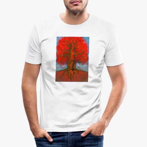 Friends - Obcisła koszulka męska