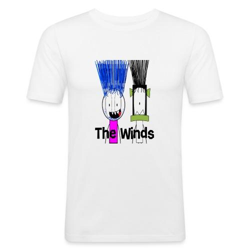 The Winds - Men's Slim Fit T-Shirt