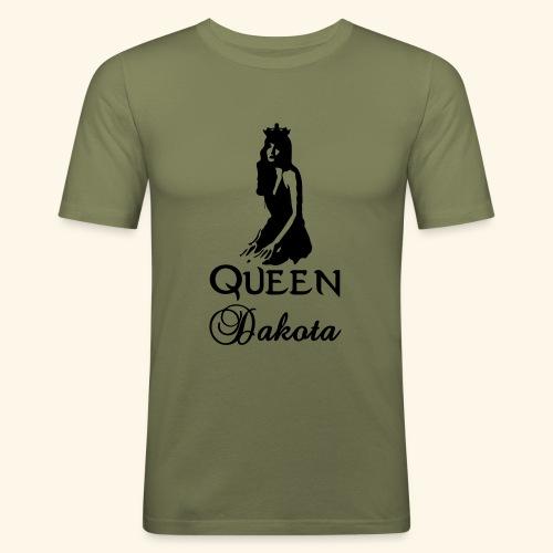 Queen Dakota - Men's Slim Fit T-Shirt