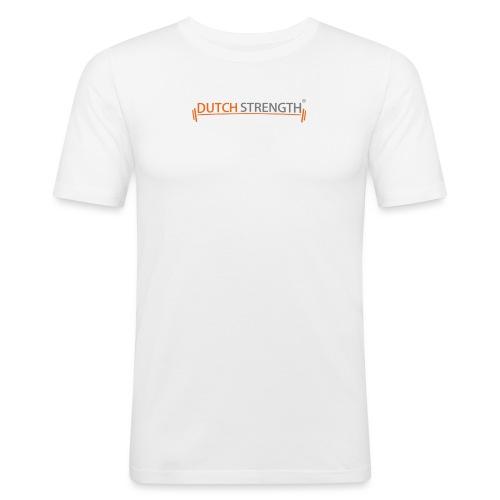 Dutch Strength Bar - slim fit T-shirt