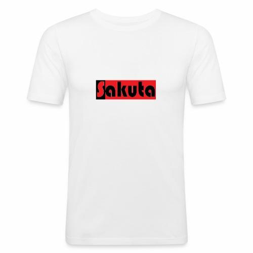 Sakuta 2 - Herre Slim Fit T-Shirt