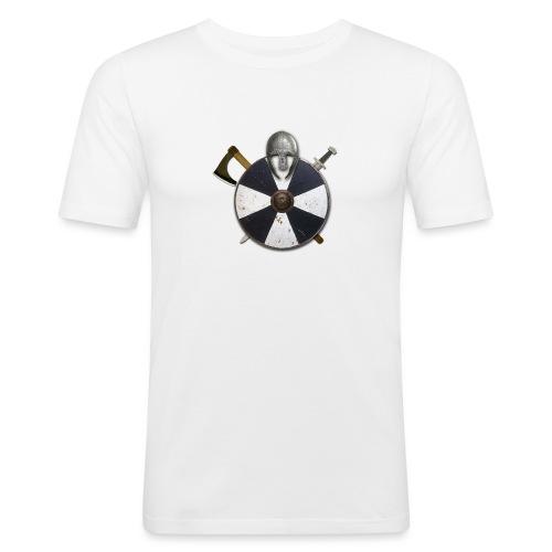 vikingr - Camiseta ajustada hombre