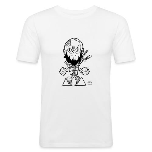 SCORPION - Maglietta aderente da uomo