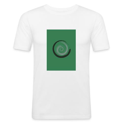 Drop - Maglietta aderente da uomo