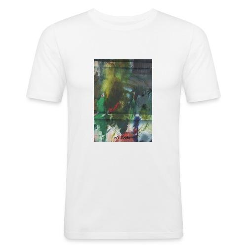 ART ON A CASE- 2 - Mannen slim fit T-shirt